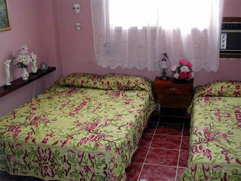Che cosa sono le casas particulares de L'Avana?