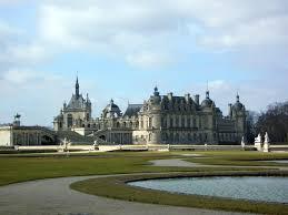 castello chantilly