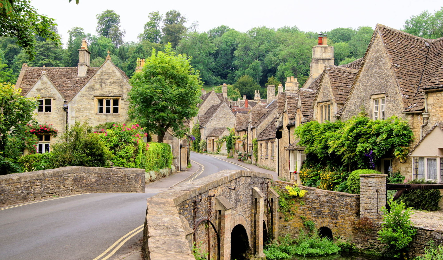 Vacanza nelle Cotswolds inglesi