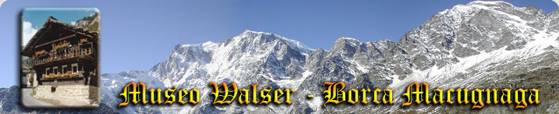 Orari e prezzi Casa Museo Walser di Macugnaga