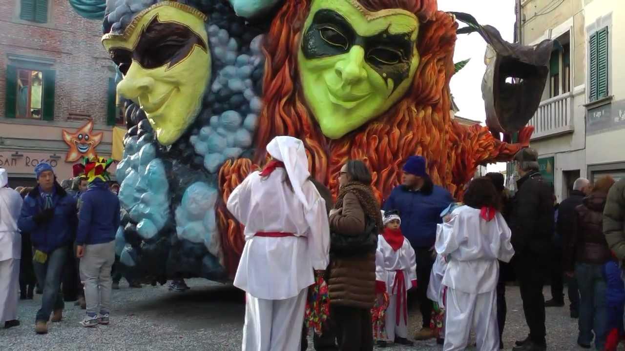 Date sfilate Carnevale di Foiano 2015