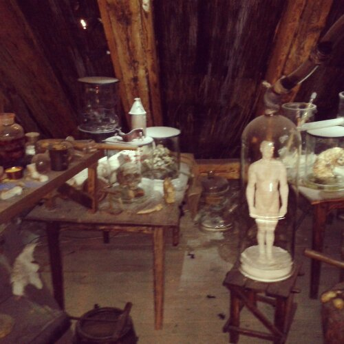 Orari e prezzi, museo degli Alchimisti di Praga