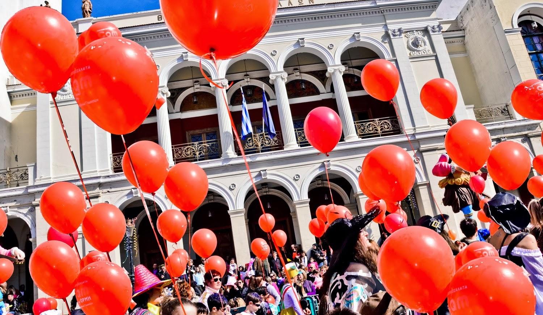 Eventi caratteristici del Carnevale di Patrasso 2015