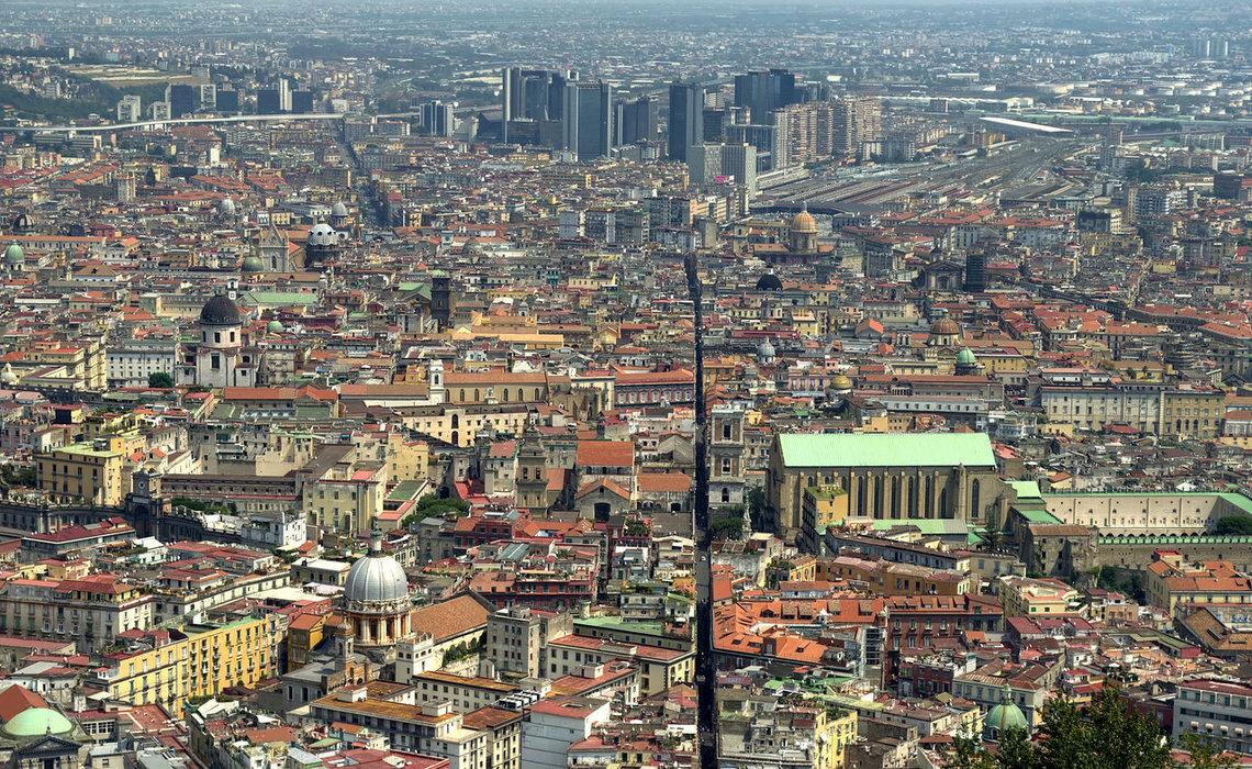 Visita al quartiere storico di Napoli: Spaccanapoli