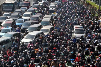 trasporto indonesia
