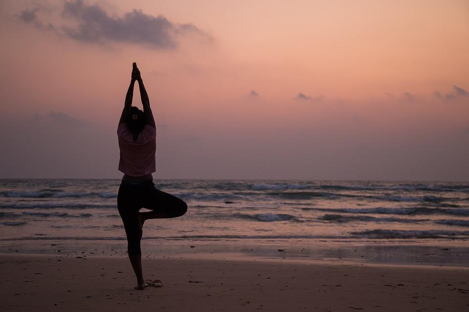 tre mete vacanza yoga al mare