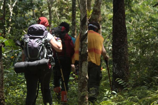 trekking giugla