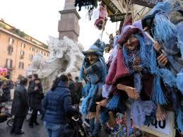 che cosa fare Epifania nella capitale italiana Roma