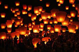 Come assistere alla festa delle lanterne del Capodanno cinese
