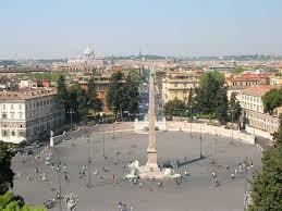 Roma: Piazza del Popolo