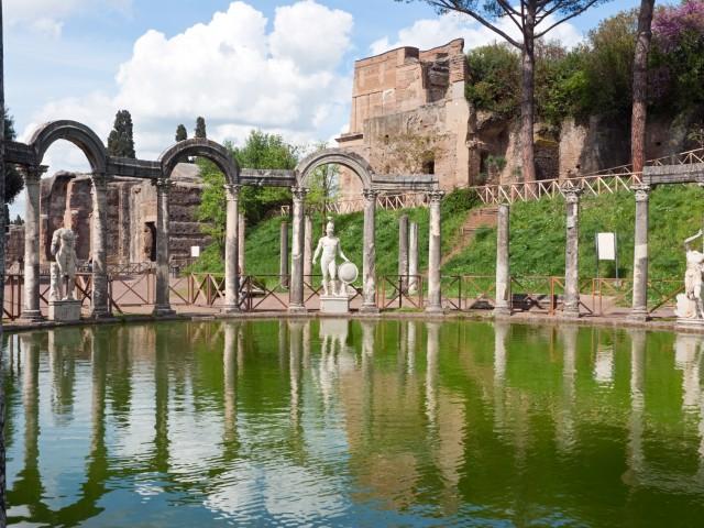 Come Arrivare A Tivoli Villa Adriana