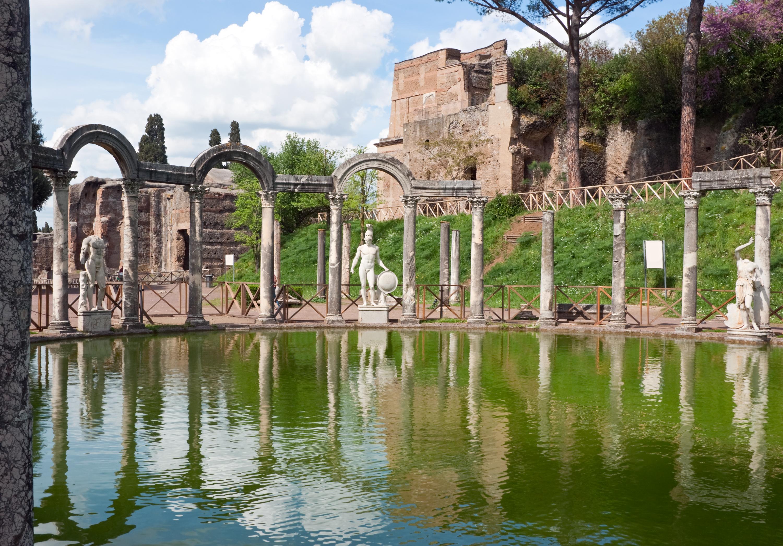 Come prenotare visita Villa Adriana Tivoli