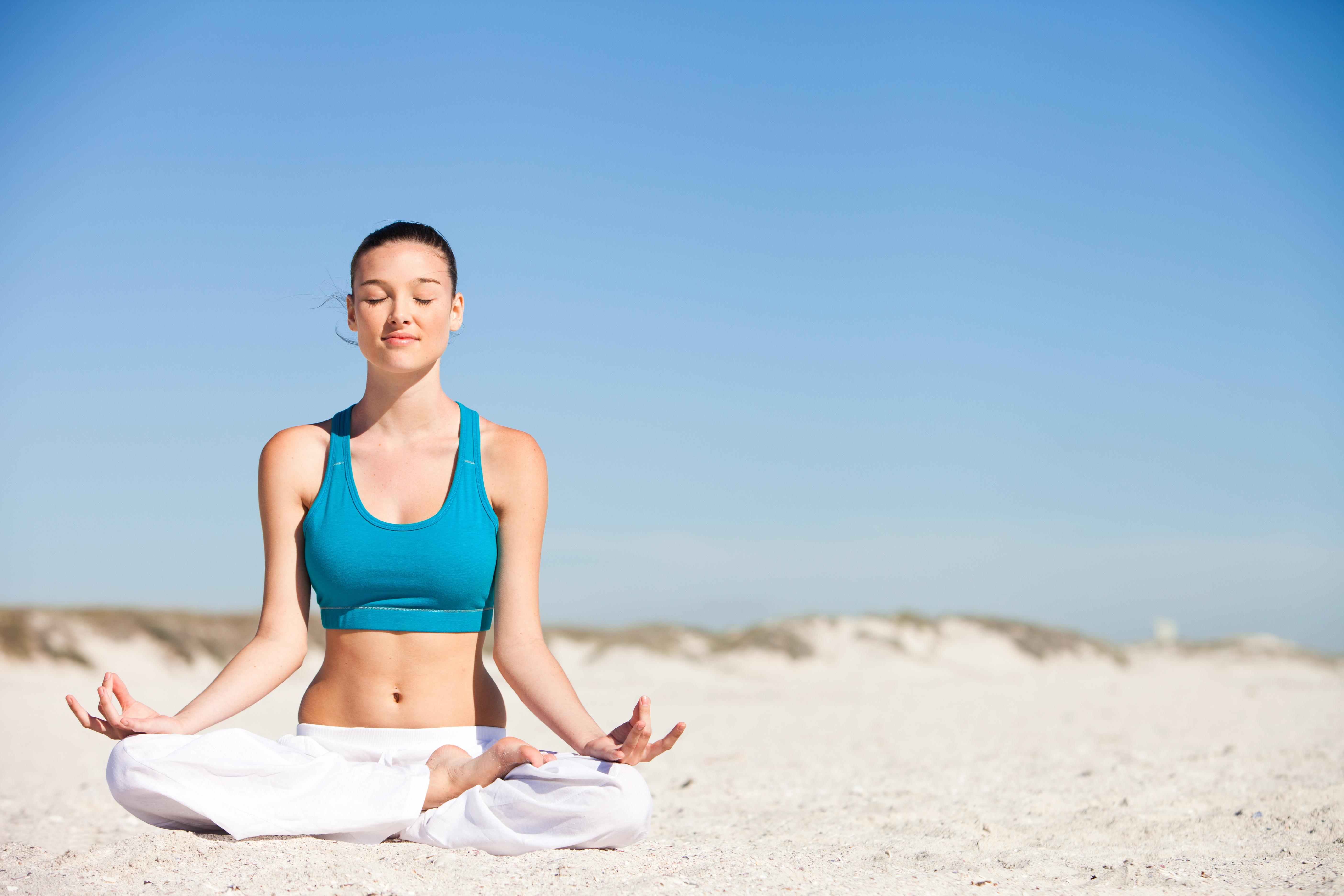 Tre mete vacanza yoga Sicilia