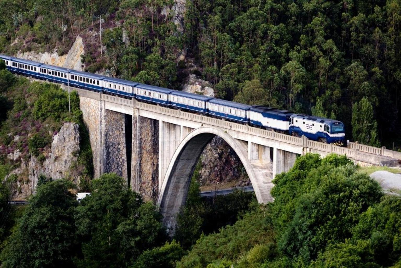 Itinerario treno Transcantàbrico in Spagna