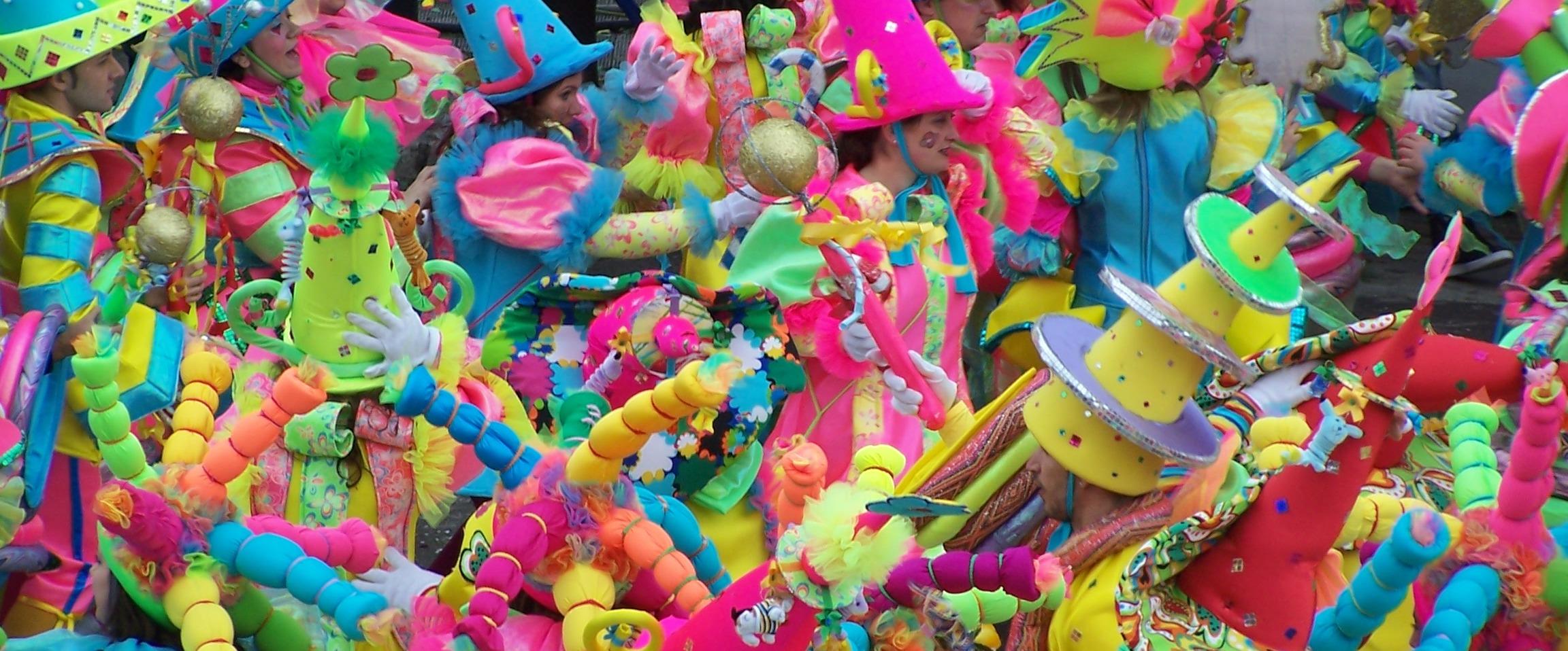 Eventi caratteristici del Carnevale di Siena 2015
