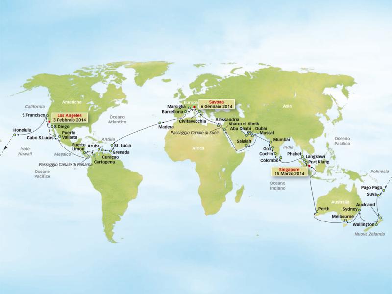 Quali sono cinque regioni climatiche Koppen