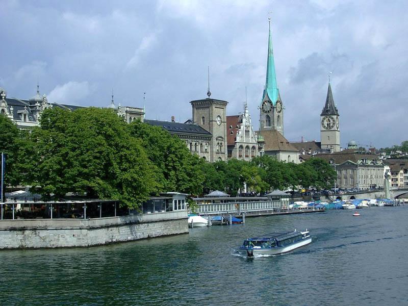Weekend San Valentino a Zurigo