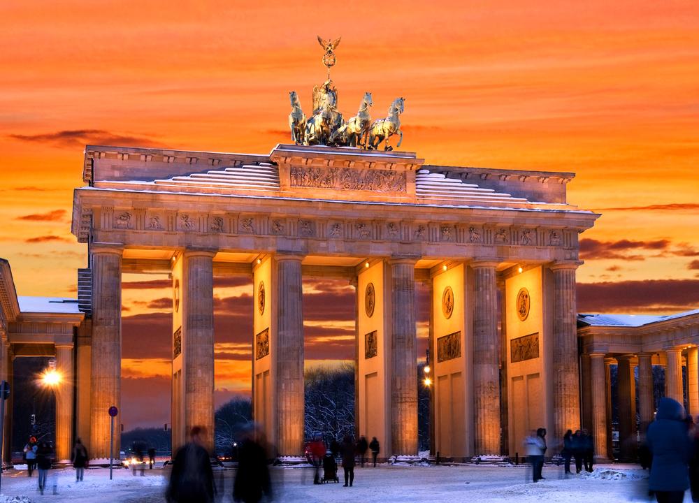 San Valentino single per lui a Berlino