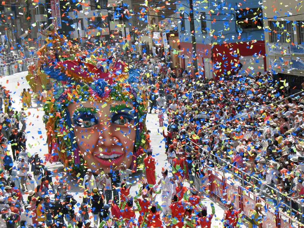 Come si festeggia il Carnevale in Spagna