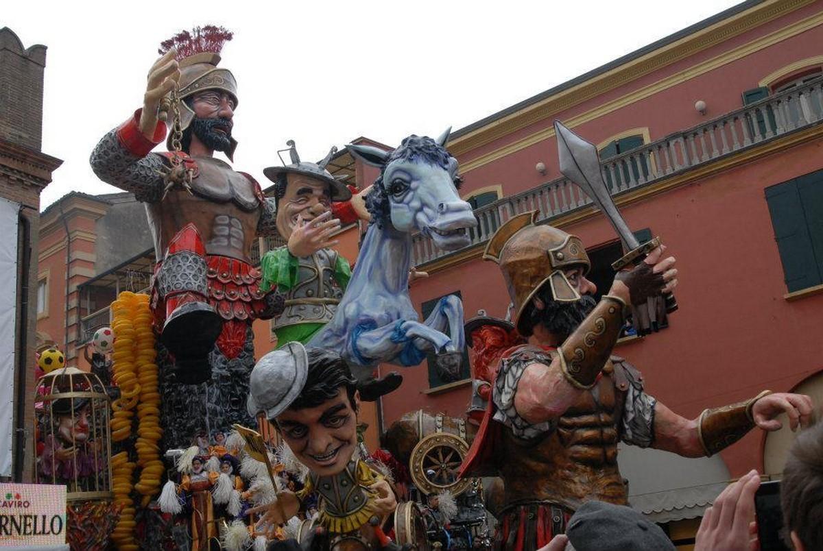 Date Carnevale di Cento e Ferrara 2015