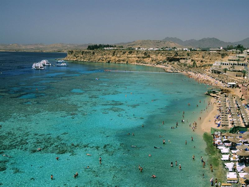 Egitto Sharm el Sheikh Beach