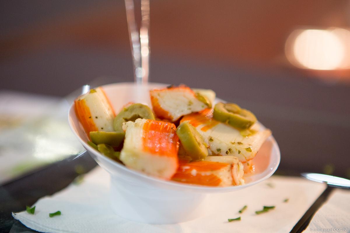 Foodblog Malaga Food and Wine Festival Andalusien Restaurants Amador Oleo Abendessen 010