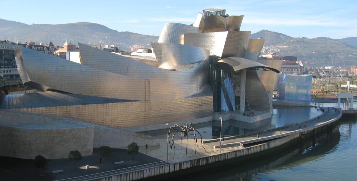 Guggenheim bilbao jan05