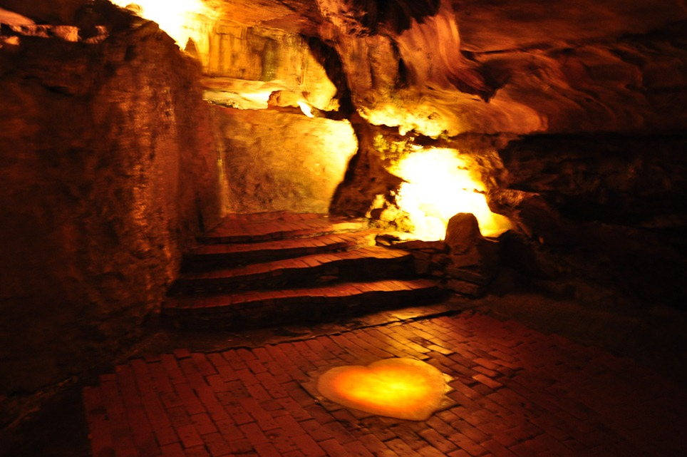 Howe Cavern 9