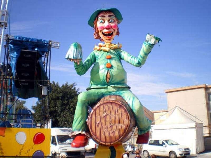 Maschere tipiche Carnevale di Sciacca