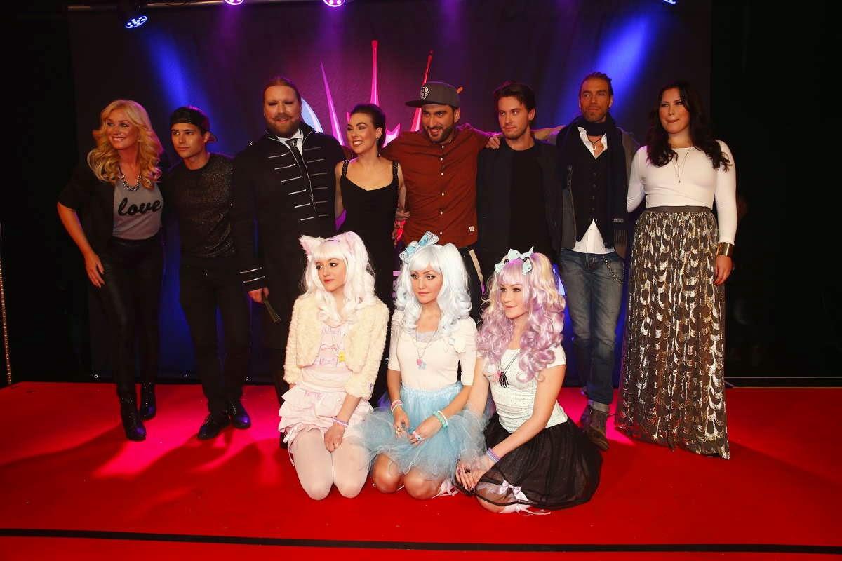 Melodifestivalen 2015 semifinal 1