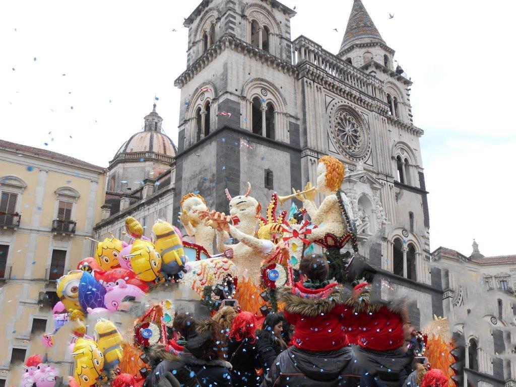 Programma Carnevale Acireale 2015