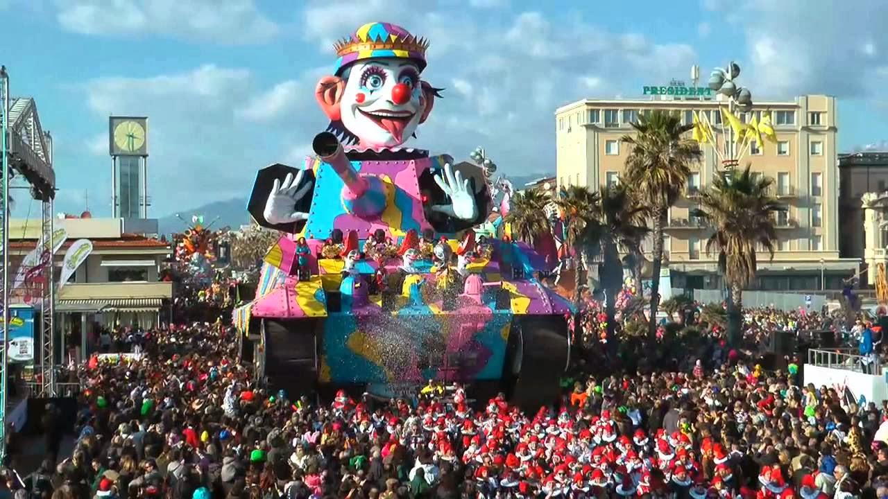 Programma e prezzi Carnevale di Viareggio 2015
