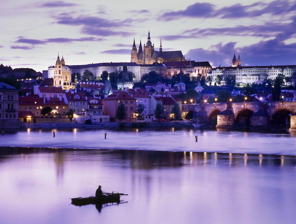 San Valentino a Praga