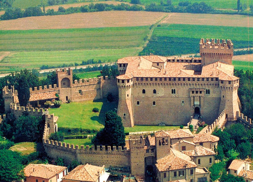 San Valentino al Castello di Gradara sulla tracce di Paolo e Francesca