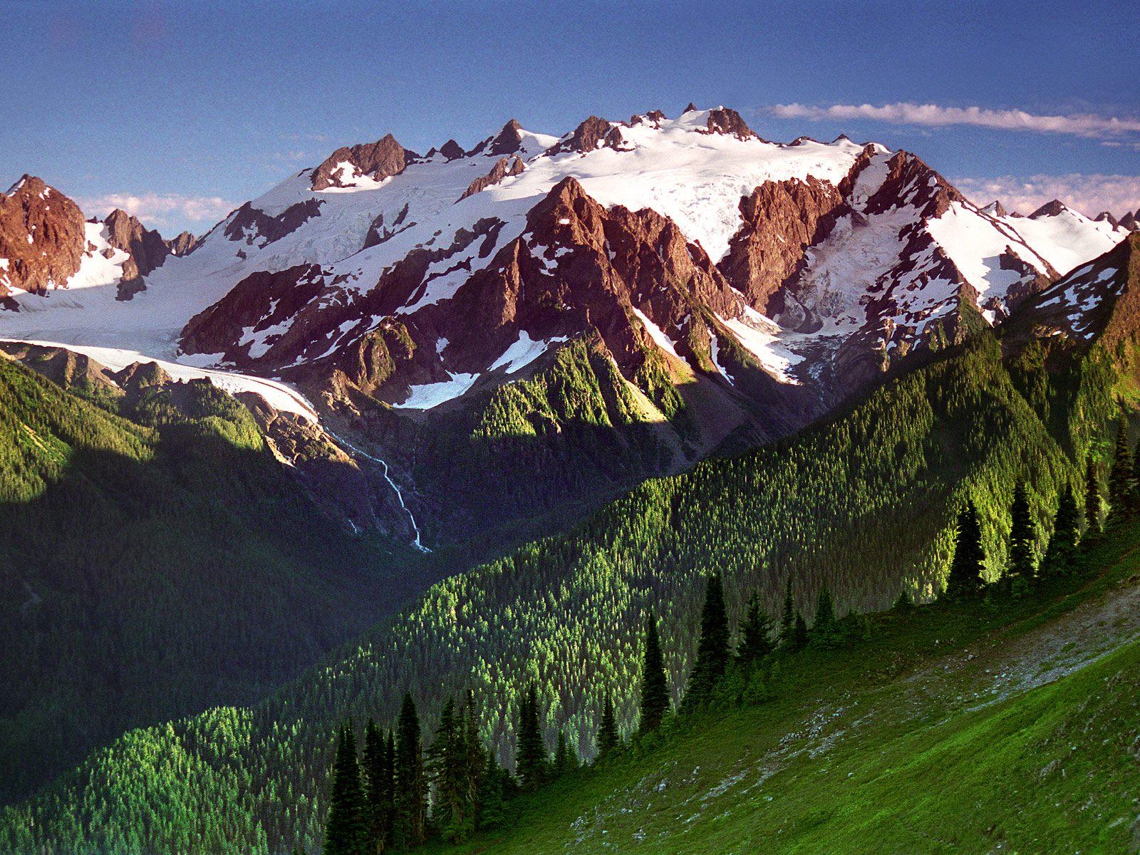 Stagione migliore per visitare Olympic National Park Washington
