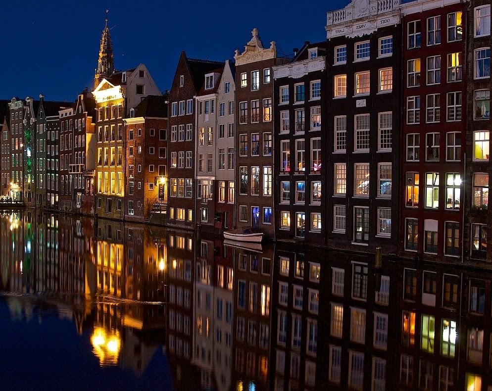 Cinque cose da fare a San Valentino ad Amsterdam