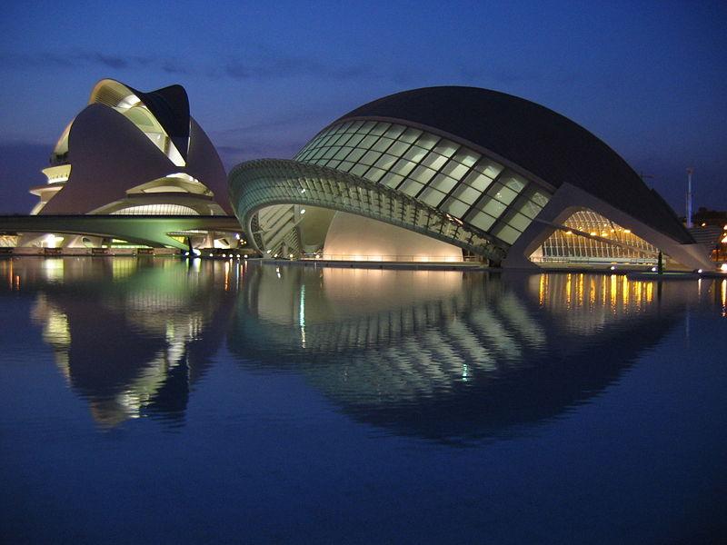Tour opere di Calatrava a Valencia