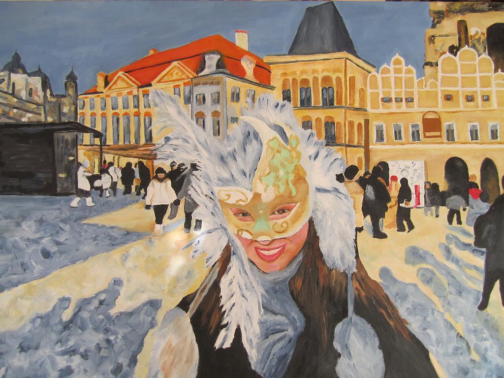 Eventi caratteristici Carnevale Boemo di Praga 2015