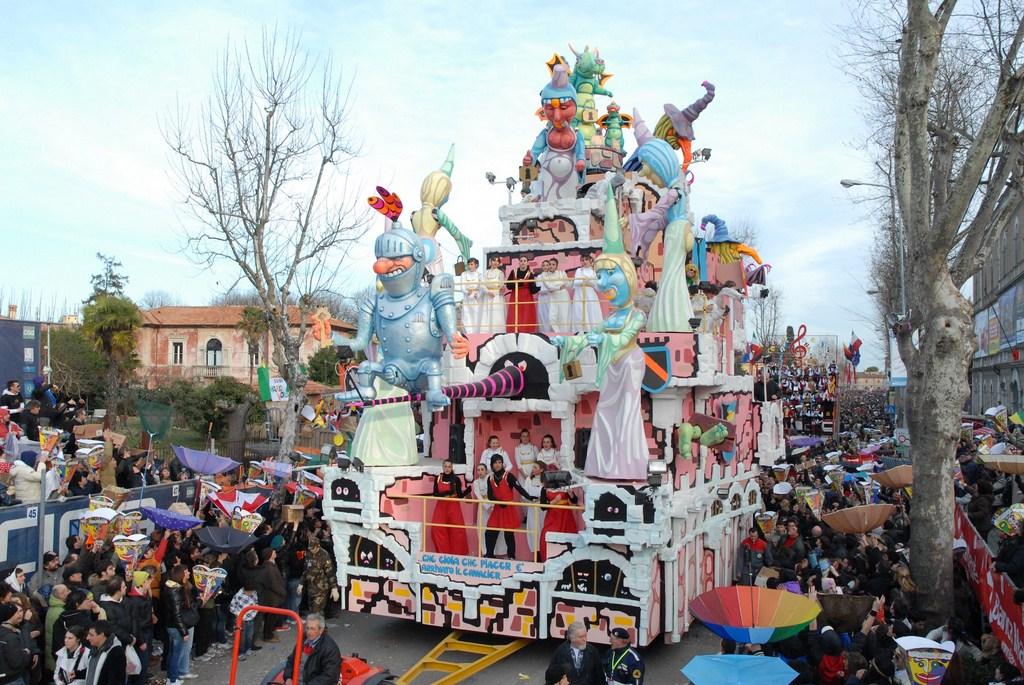 Date sfilate Carnevale di Fano 2015