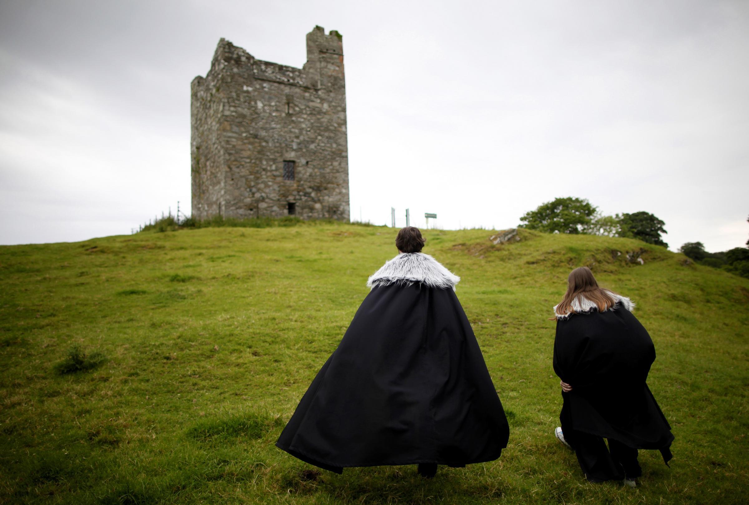 Il set del Trono di Spade in Irlanda