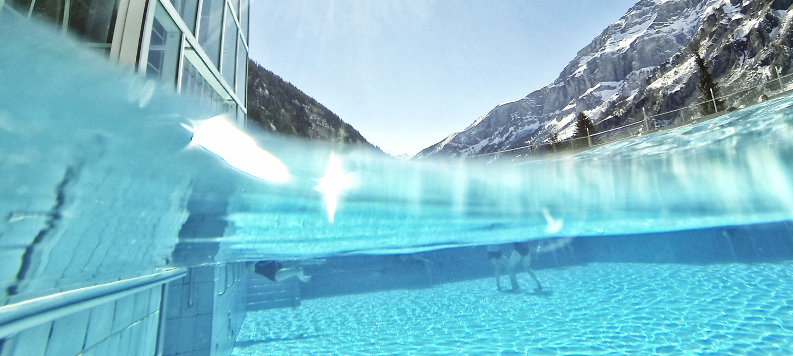 Offerte last minute San Valentino Alpentherme Spa Svizzera