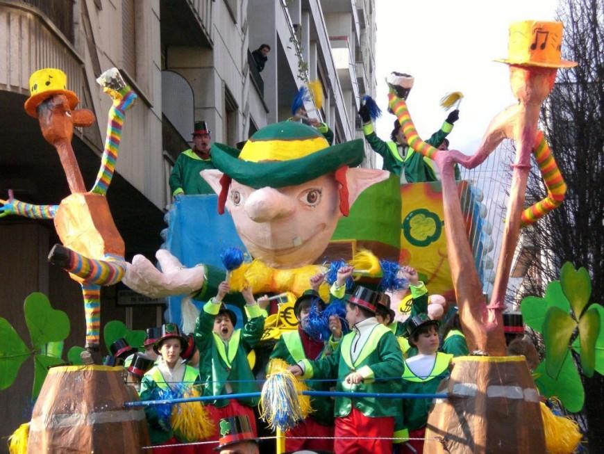 Come si festeggia il Carnevale in Irlanda