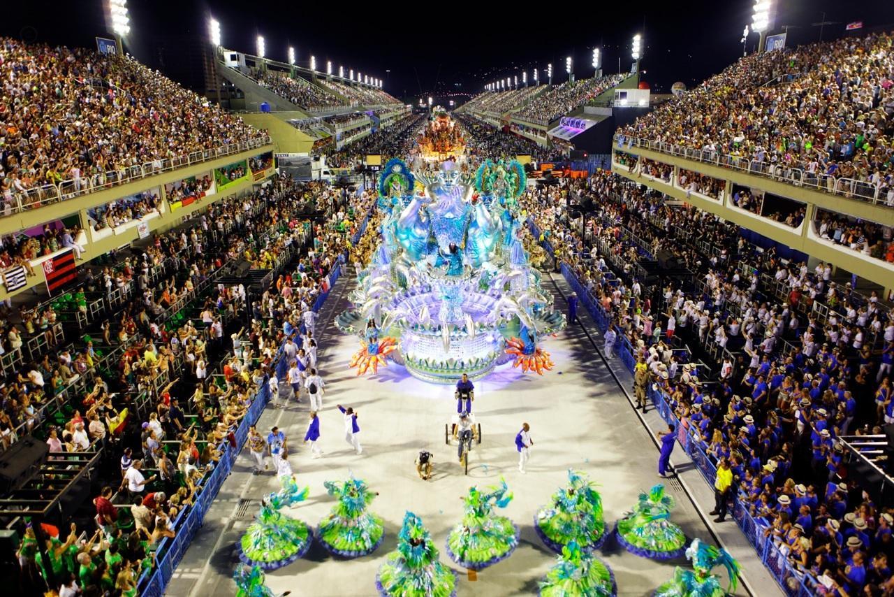 Che cos'è il Sambodromo di Rio De Janeiro?