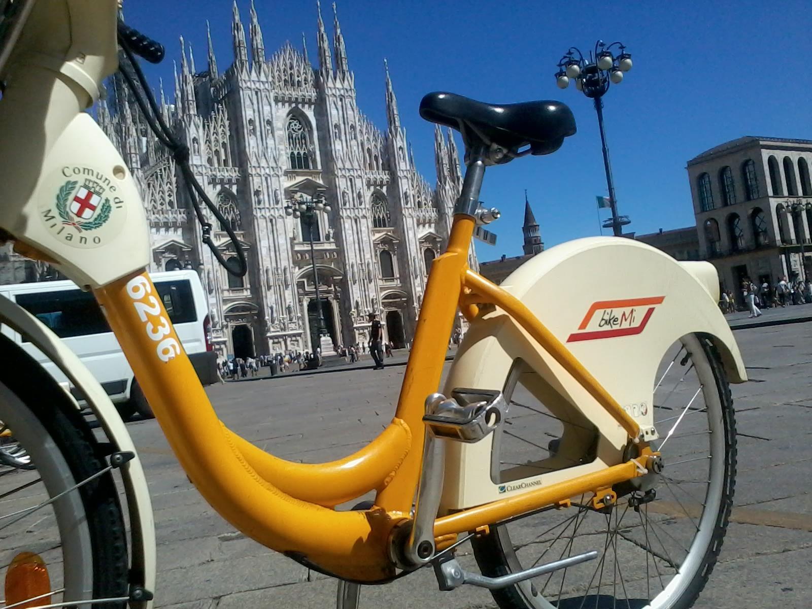 come arrivare ad expo milano in bicicletta