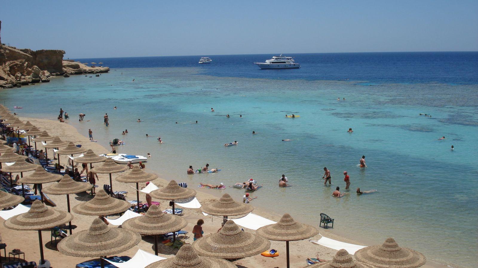 Video villaggio Sharm Seaclub Nubian Resort