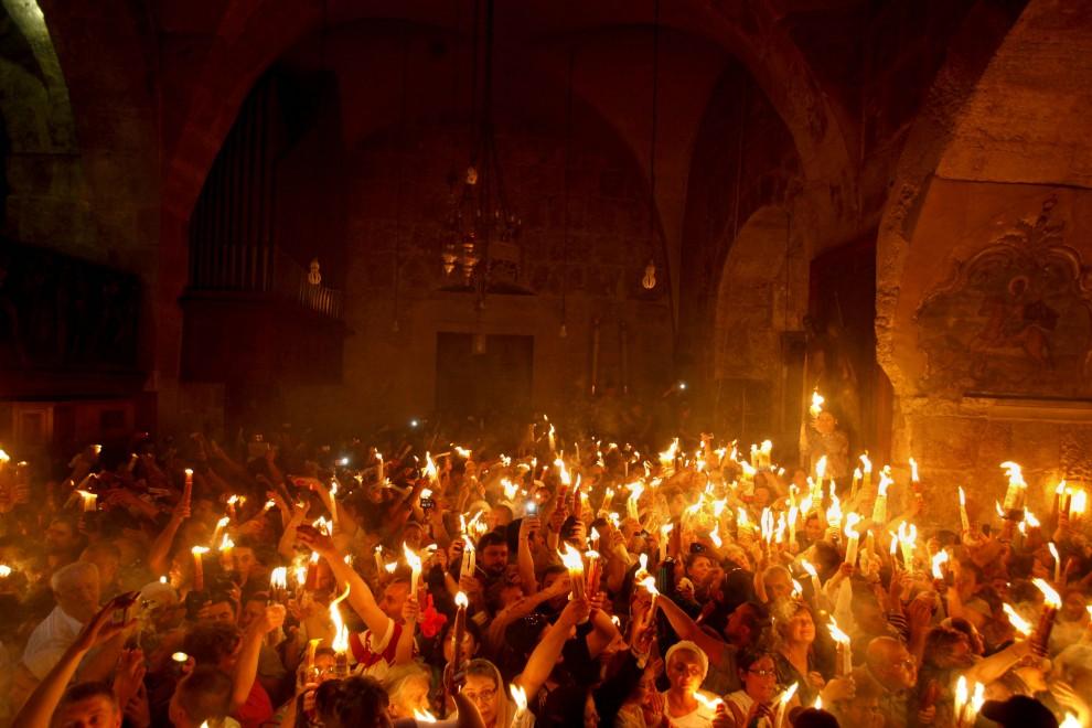 Come si festeggia Pasqua a Gerusalemme