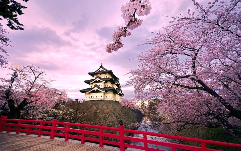 513933  hirosaki castle japan p