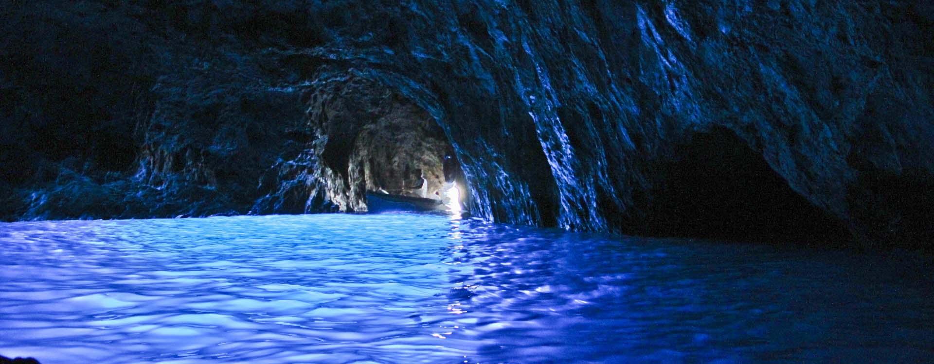 Blue Grotto Cave in Capri Italy 2