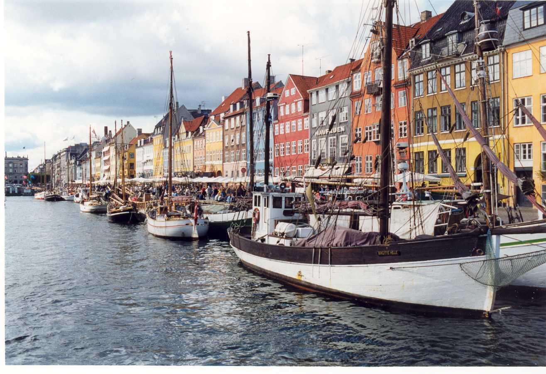 Weekend Festa della Donna a Copenaghen
