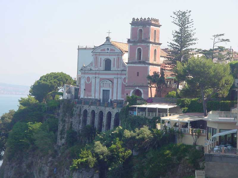 Quali chiese vedere a Sorrento